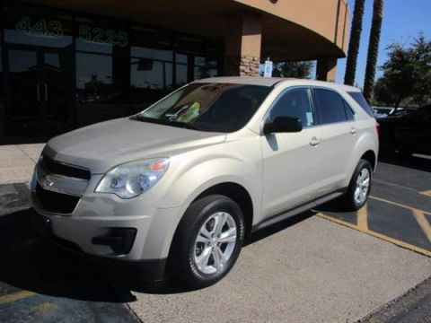 Pre-Owned 2012 CHEVROLET EQUINOX 4 DOOR WAGON