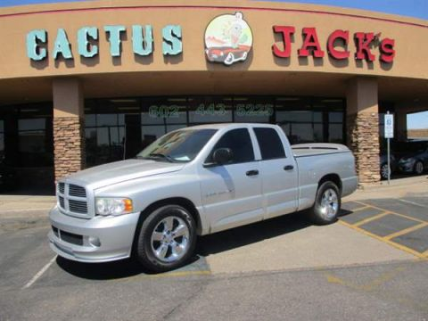 Pre-Owned 2005 DODGE RAM PICKUP 4DPU