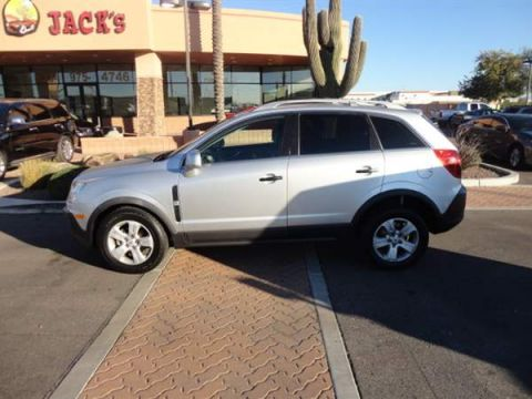 Pre-Owned 2013 CHEVROLET CAPTIVA SPORT 4 DOOR WAGON