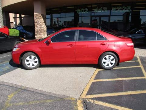 Pre-Owned 2009 TOYOTA CAMRY 4 DOOR SEDAN