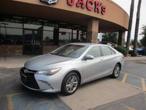 Pre-Owned 2015 TOYOTA CAMRY 4 DOOR SEDAN