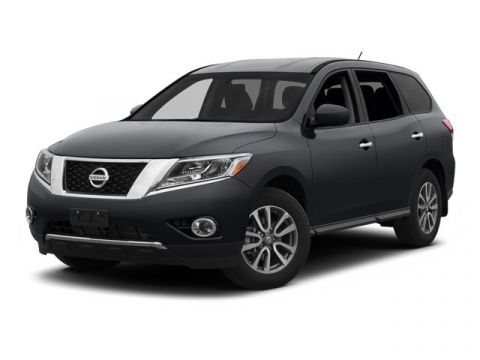 Pre-Owned 2013 Nissan Pathfinder S