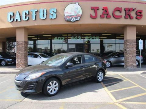 Pre-Owned 2010 MAZDA Mazda3 4 DOOR SEDAN