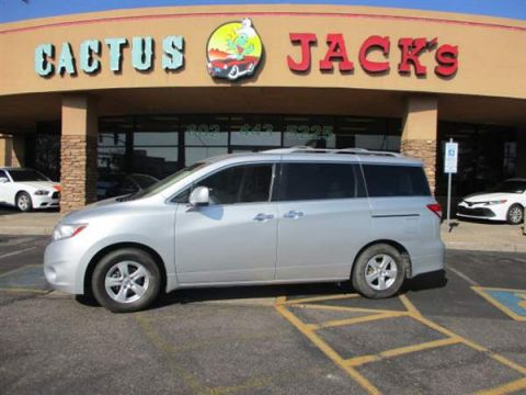 Pre-Owned 2012 NISSAN QUEST 4 DOOR VAN