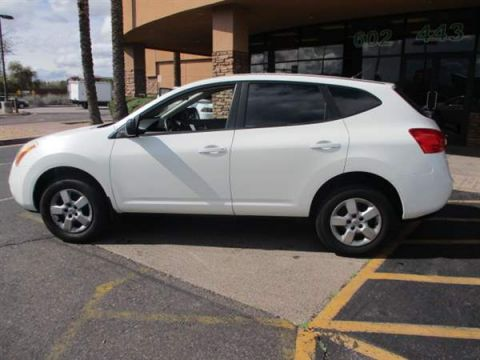 Pre-Owned 2008 NISSAN ROGUE 4DSW