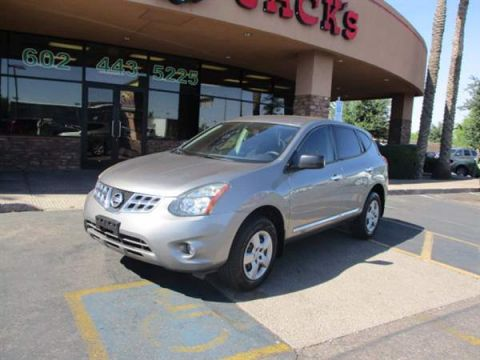 Pre-Owned 2014 NISSAN ROGUE SELECT 4 DOOR WAGON