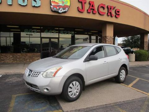 Pre-Owned 2010 NISSAN ROGUE 4 DOOR WAGON