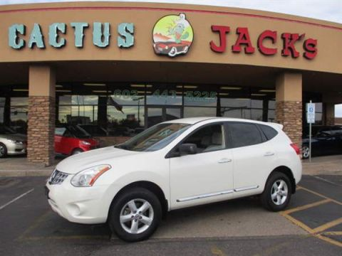 Pre-Owned 2012 NISSAN ROGUE 4DSW