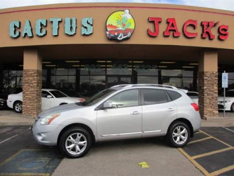 Pre-Owned 2011 NISSAN ROGUE 4 DOOR WAGON