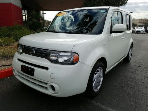 Pre-Owned 2010 Nissan cube 1.8 S