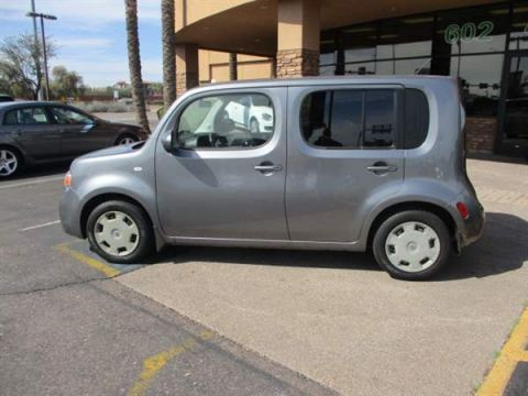Pre-Owned 2014 NISSAN CUBE 4DSW