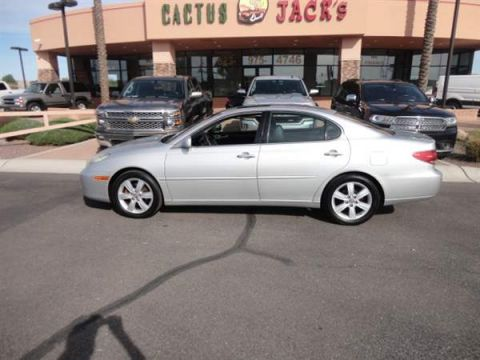 Pre-Owned 2006 LEXUS ES 330 4 DOOR SEDAN