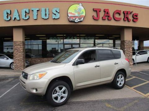Pre-Owned 2007 TOYOTA RAV4 4 DOOR WAGON