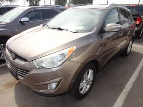 Pre-Owned 2013 HYUNDAI TUCSON 4DSW
