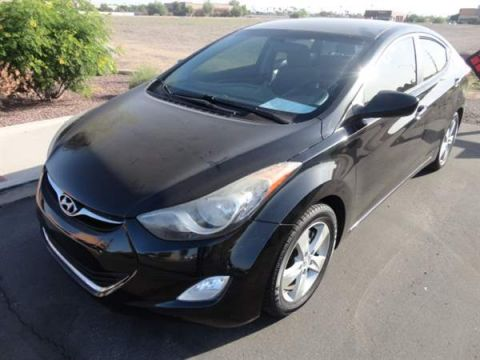 Pre-Owned 2012 HYUNDAI ELANTRA 4 DOOR SEDAN