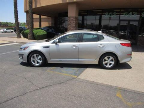 Pre-Owned 2015 KIA OPTIMA 4DSD