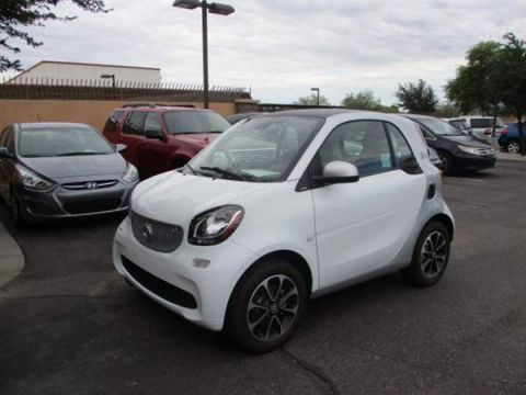 Pre-Owned 2016 smart FORTWO 2 DOOR COUPE